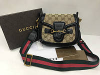 Шикарная сумочка Gucci в полном комплекте  копия класса А арт 2000, фото 1