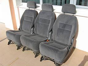 Сиденья автомобильные трансформеры тройка Volkswagen Sharan