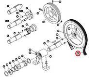 Ремень насоса Brandt B025615 Дополнительные каталожные номера: BAC-28-10-150; 40611; B025615