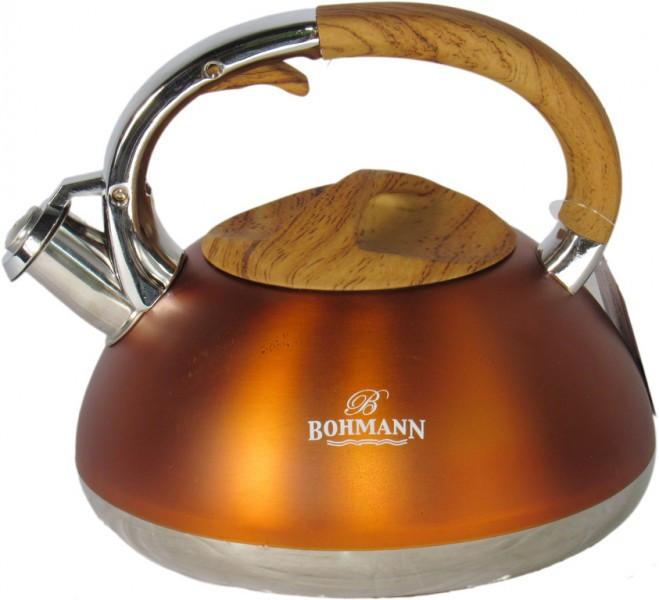 Чайник 3 л с свистком Bohmann 9959-BH