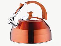 Чайник со свистком 3 л Peterhof PH-15528, фото 1
