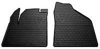 Резиновые передние коврики для Jeep Cherokee KL 2013- (STINGRAY)