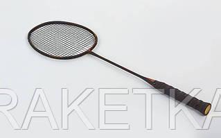 Карбоновая ракетка для бадминтона YONEX+чехол