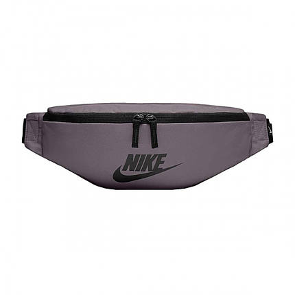 Сумка на пояс Nike Sportswear Heritage BA5750-036 Серый (666003613182), фото 2