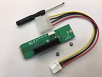 Адаптер M2 to PCI-e x4