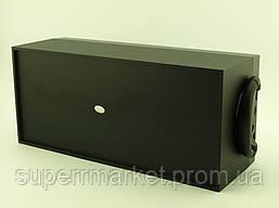 Колонка - чемодан Kipo KB-500BT 10W с караоке FM MP3, фото 3