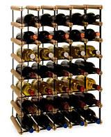 Винная полка RW-8 5x7 для 35 бутылок, фото 1