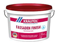 Фасадная краска стирол-акриловая Krautol Fassaden Finish (10л), фото 1