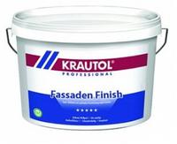 Фасадная краска стирол-акриловая Krautol Fassaden Finish (18л)