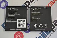 Оригинальный Аккумулятор АКБ (Батарея) для Sigma X-treme PQ17 (2500 mAh 4.2V)