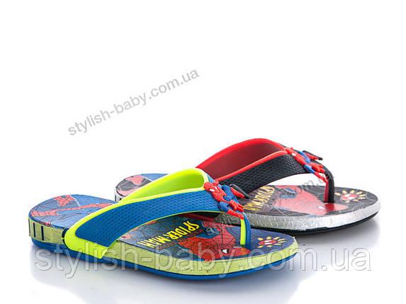 Дитяча колекція літнього взуття 2018. Дитячі капці бренду BBT для хлопчиків (рр. з 30 по 35), фото 2