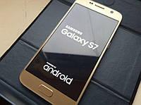 Точная копия Samsung S7 Plus 8 ЯДЕР 64GB  ЗОЛОТО, фото 1