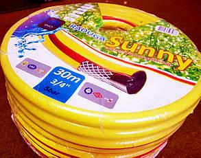 садовый шланг для полива 16мм 20 м.п (sunny) evci plastic