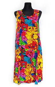 Летнее платье-сарафан, 46-50