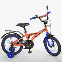 "Велосипед PROFI 18"" T1835 Orange (T1835)"