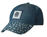 Бейсболка STAR джинс