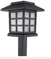 Газонный светильник на солнечной батарее CAB 81 (домик)