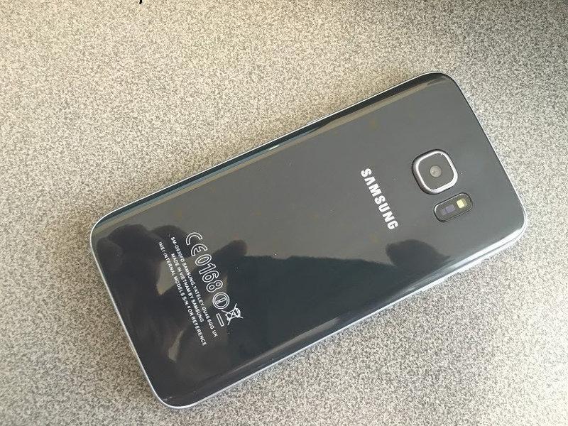 Фабричная корейская КОПИЯ Samsung Galaxy S7 Plus  64GB Черный