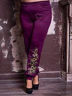 Штани з вишивкою, з 48 по 82 розмір, фото 1