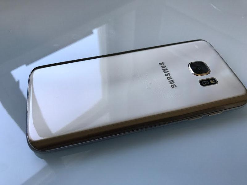 Копия Samsung Galaxy S7 Plus КОРЕЯ 64GB Белый