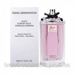 Gucci Flora Gorgeous Gardenia 100 мл TESTER женский