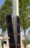 Аренда опалубки пластиковых колонн