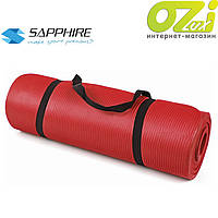 Коврик для йоги 1.2см SG-105 фирмы Sapphire