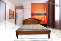 """Деревянная кровать """"Амелия"""" Driv Line"""
