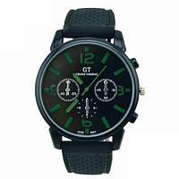 Мужские наручные часы GT Grand Touring зеленые