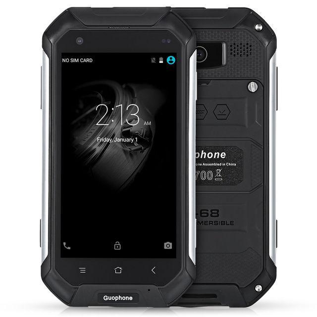 Смартфон Guophone V19, ip68, Android 5.1, камера 13Мп, аккумулятор 4500mah