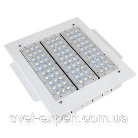 Прожектор для АЗС вбудований 380*420mm 110W LED IP65 6400K 11000 lm110-240V