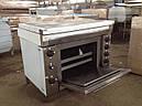 Плита промышленная с духовым шкафом 4-конфорочная, фото 2