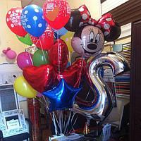 Воздушные шары с доставкой недорого в Днепре, фото 1