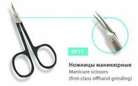 Ножницы маникюрные SPL 9711 для кутикулы