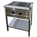 Плита электрическая кухонная со шкафом ЕПК 4Ш, фото 4