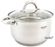 Набор посуды HOFFNER4360   INDUKCJA 12 эл, фото 3