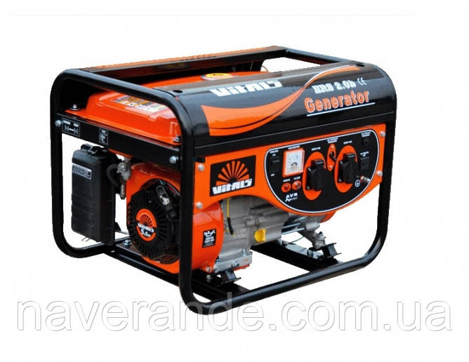 Генератор бензиновый «Vitals» ERS 2.8b