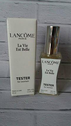 Женские духи Тестер - Lancome La Vie Est Belle - 60 мл, фото 2
