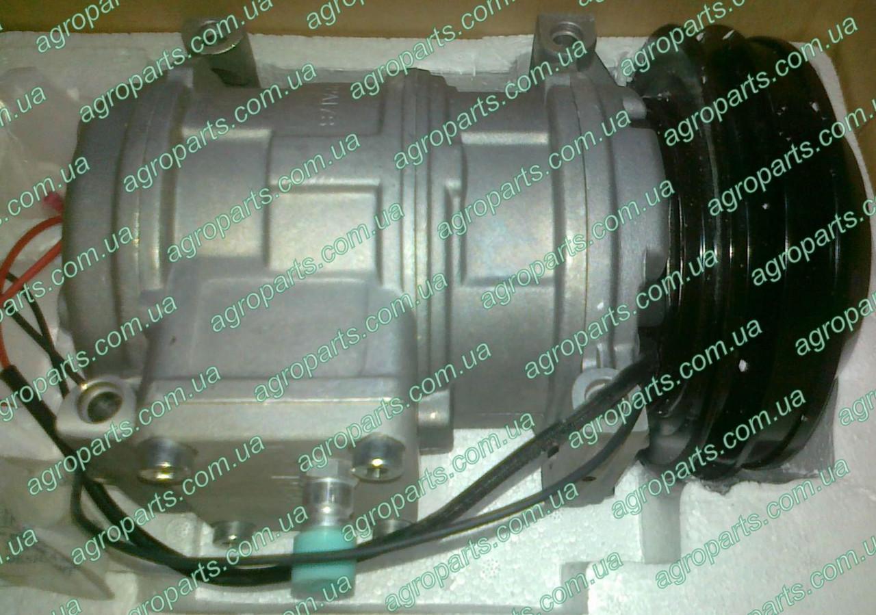 Компрессор RE46657 кондиционера (в сборе) SE501463  для трактора и комбайна Джон Дир з/ч TY6765