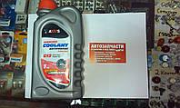 Антифриз RED G12 Сoolant AXXIS 1л.
