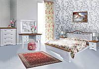"""Деревянная кровать """"Беатрис"""" (массив ясеня)  Driv Line, фото 1"""