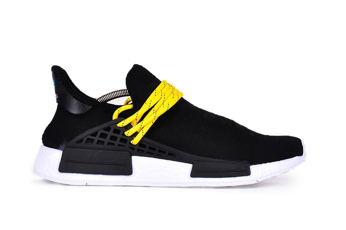 Мужские кроссовки Adidas NMD Human Race Pharrell Williams, Реплика