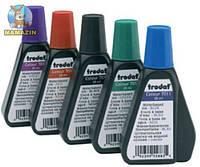 Штемпельная краска Trodat 7011 28 мл фиолетовая