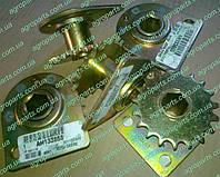 Звёздочка AH133868 с кронштейном и подшипником купить запасные части для сеялок John Deere зірочка АН133868