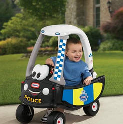 Машинка каталка Little Tikes Полиция 172984