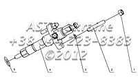 Форсунка в сборе J3200-1112000