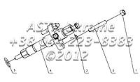 Форсунка в сборе J3200-1112000, фото 1