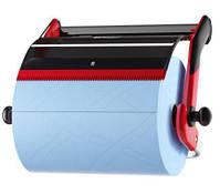 Протирка бумажная голубая 300м 2шар 1000 отрывов Eco Point , фото 2