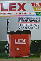 Акумуляторний обприскувач Lex 16L