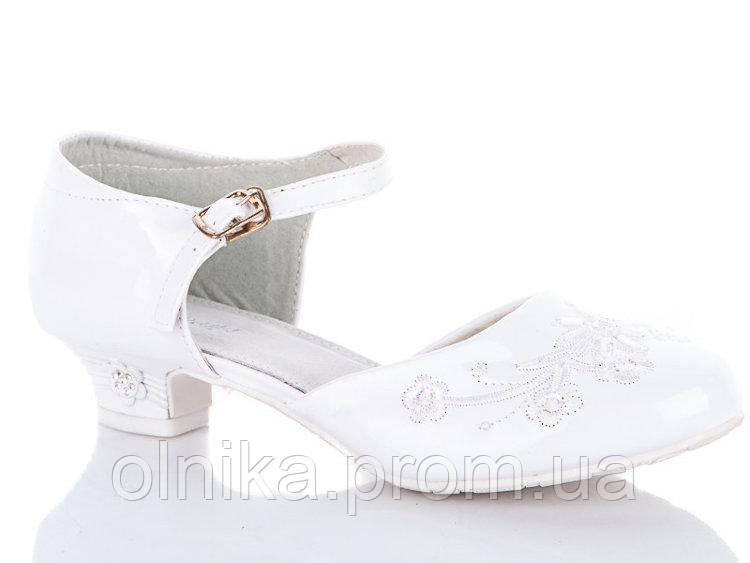 Туфлі для дівчаток ЛЕОПАРД 37 розмір